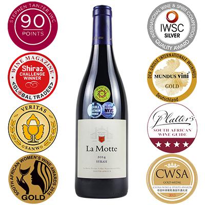 南非西开普省乐梦迪酒庄西拉干红葡萄酒