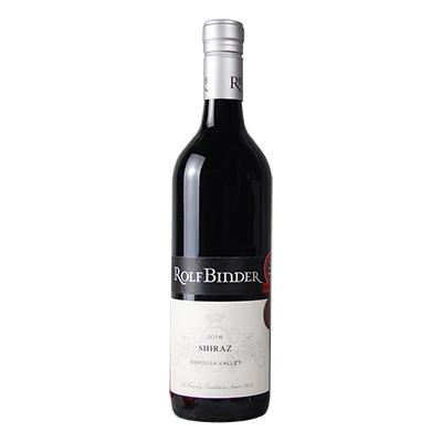 澳大利亚巴罗萨山谷罗夫宾德酒庄色拉子干红葡萄酒