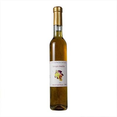 澳大利亚格兰纳特贝尔高棉路酒庄赛美蓉甜白葡萄酒