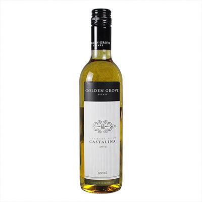 澳大利亚格兰纳特贝尔金林酒庄赛美蓉晚收甜白葡萄酒