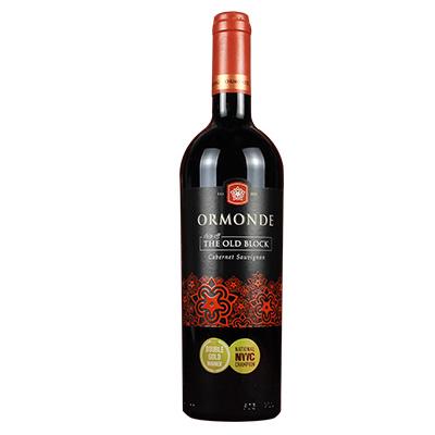 南非西开普奥曼迪酒庄赤霞珠单一园干红葡萄酒