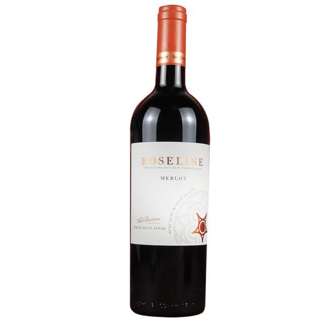 南非西开普奥蒙德酒庄梅洛干红葡萄酒