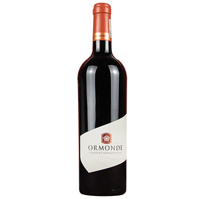 南非西开普奥曼迪酒庄赤霞珠干红葡萄酒2015