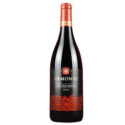 南非西开普奥蒙德酒庄设拉子单一园干红葡萄酒