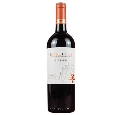 南非西开普奥曼迪酒庄混酿干红葡萄酒