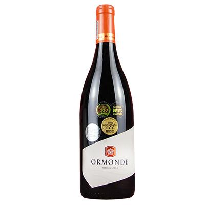 南非西开普奥蒙德酒庄设拉子W.O.干红葡萄酒