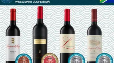 猎豹庄系列美酒HKIWSC大赛再度获奖