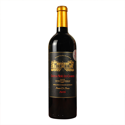 法国波尔多布莱依丘诺雷古堡混酿特酿AOC(村庄级)干红葡萄酒