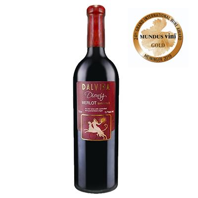 戴维娜迪奥尼斯梅洛珍藏红葡萄酒
