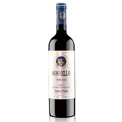 意大利托斯卡纳帕雷特罗酒庄桑娇维塞索奈罗IGT干红葡萄酒