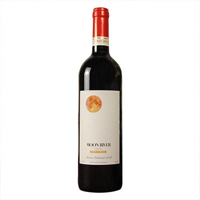 澳大利亚南澳月亮谷西拉赤霞珠干红葡萄酒