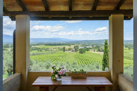 意大利托斯卡纳葡萄酒产区适合度假吗?