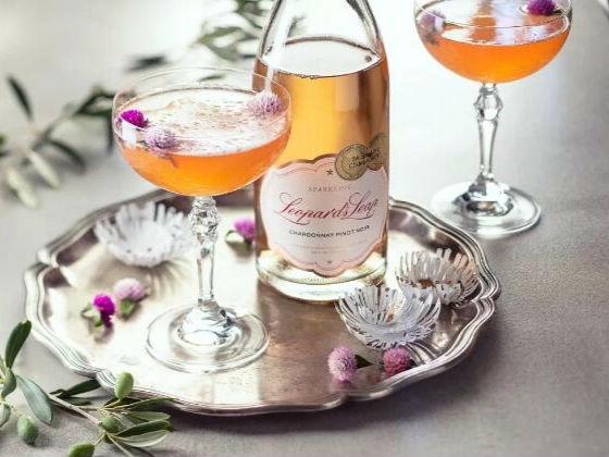 猎豹庄 | 情人节浪漫粉红鸡尾酒