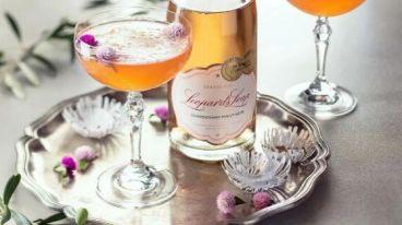 獵豹莊 | 情人節浪漫粉紅雞尾酒