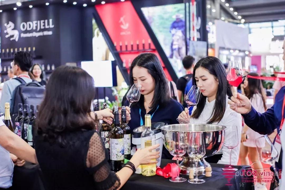 TOEwine 深圳国际葡萄酒与烈酒博览会