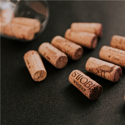 STOBI锥形精美红酒瓶塞软木塞葡萄酒瓶酒