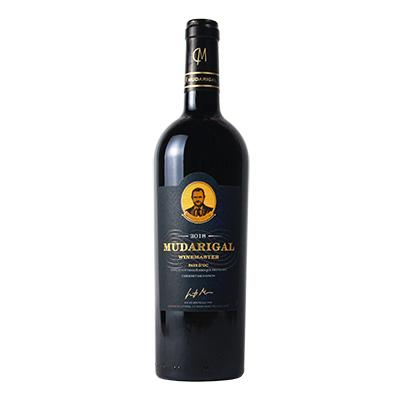 法国波尔多木歌庄园张裕大师红葡萄酒