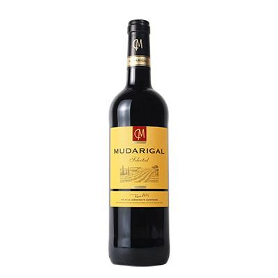 法国波尔多木歌庄园张裕精选干红葡萄酒