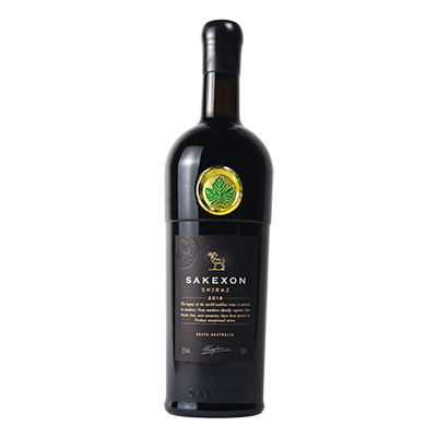 澳大利亞蘭好樂溪撒克遜酒莊西拉干紅葡萄酒