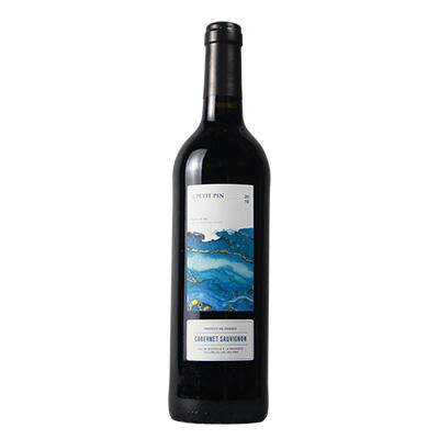 法國奧克地區松谷莊小松樹赤霞珠IGP干紅葡萄酒