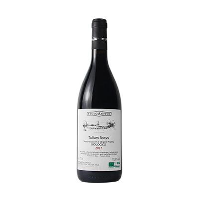 意大利阿布鲁佐Feudo Antico蒙特普尔西阿诺特龙罗索DOP干红葡萄酒