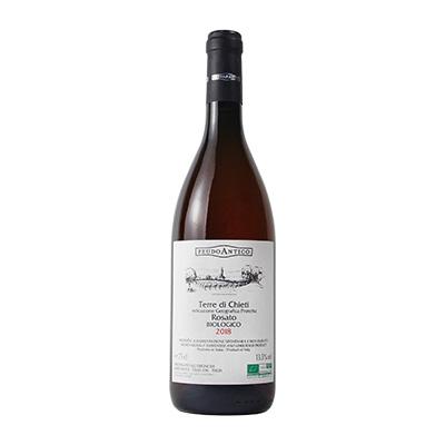 意大利基耶蒂Feudo Antico蒙特普尔西阿诺罗萨托IGP桃红葡萄酒