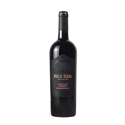 意大利萨伦托CANTINA TOLLO普里米蒂沃IGP干红葡萄酒