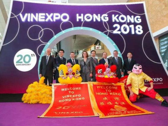 "Vinexpo推出全新的""2020-2021 Vinexpo Tour""巡回展"