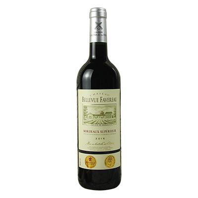 法国波尔多贝尔维庄园AOC干红葡萄酒
