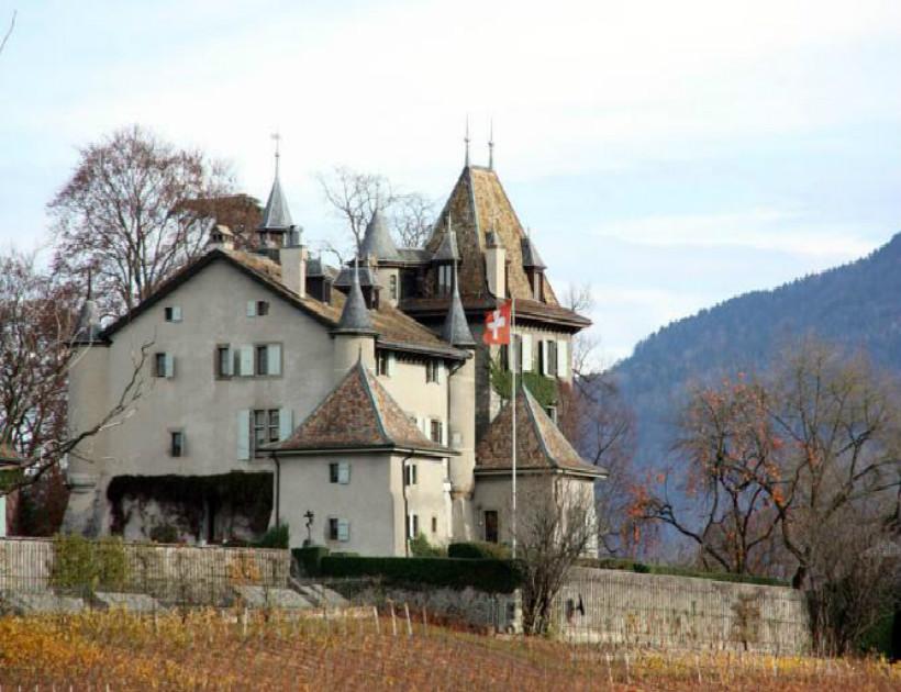 日内瓦酒庄Domaine Genevaz