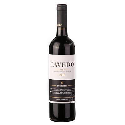 葡萄牙杜罗河伯美斯特塔韦多DOC干红葡萄酒