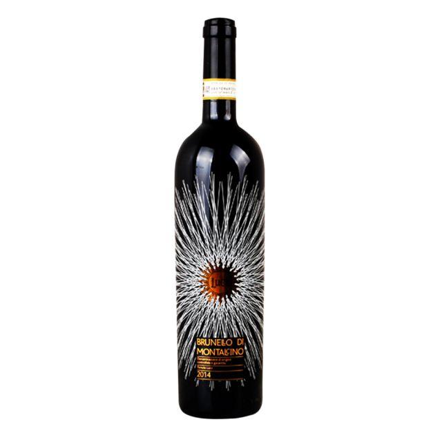意大利托斯卡纳麓鹊酒庄布鲁奈罗蒙塔西诺干红葡萄酒