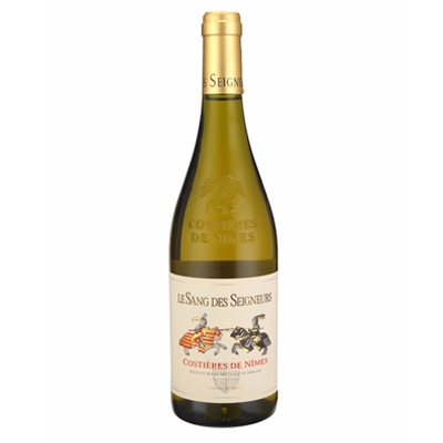 法国尼姆Le Sang des Seigneurs干白葡萄酒