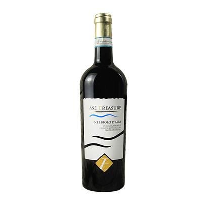 意大利博西奧酒莊內比奧羅宜萃DOC干紅葡萄酒