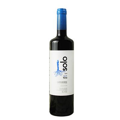 西班牙博尔哈阿拉贡西拉独奏曲DO干红葡萄酒