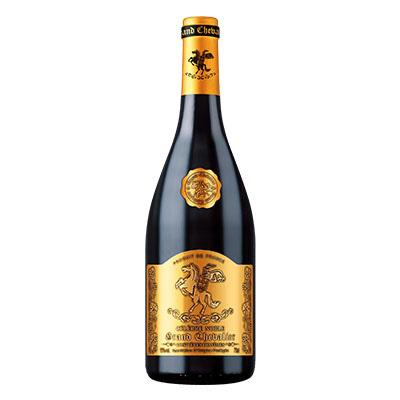 大骑士金标红葡萄酒2018
