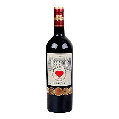 迷心5号红葡萄酒