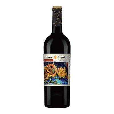 美如畫·雅致紅葡萄酒