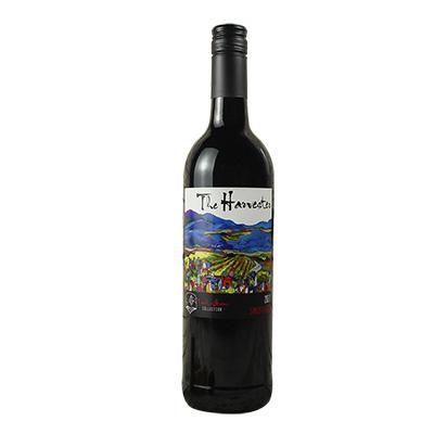 南非帕尔产区彼得堡丰收者半甜红葡萄酒红酒