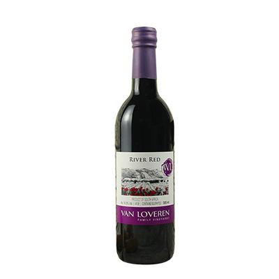 南非罗伯逊山谷梵劳伦红河谷干红葡萄酒红酒500ml