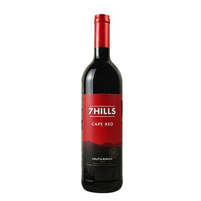 南非罗伯逊山谷梵劳伦7号干红葡萄酒红酒