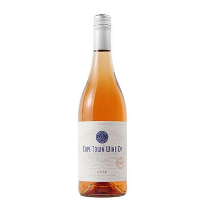 南非开普敦西拉梅洛桃红葡萄酒