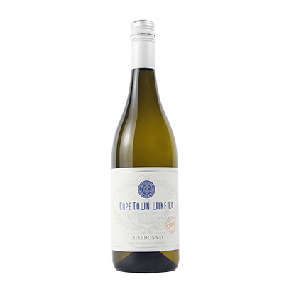 南非開普敦霞多麗干白葡萄酒
