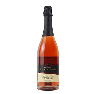 南非罗伯逊山谷梵劳伦莫斯卡托火烈鸟起泡桃红葡萄酒