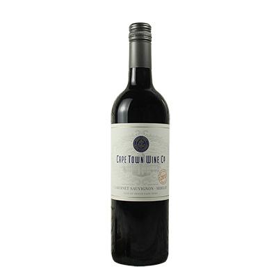 南非开普敦赤霞珠美乐干红葡萄酒红酒