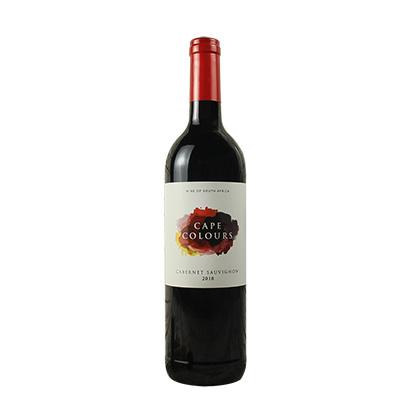 南非斯泰伦博斯斯皮尔酒庄赤霞珠开普盛彩干红葡萄酒红酒