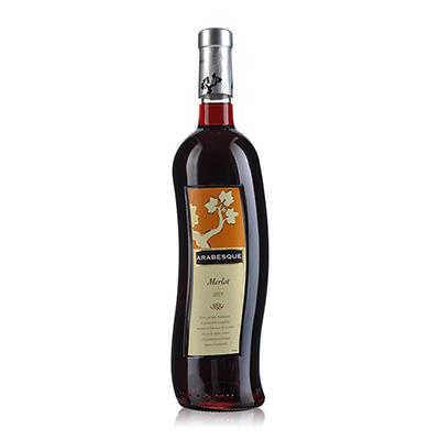 曲韻美樂紅葡萄酒