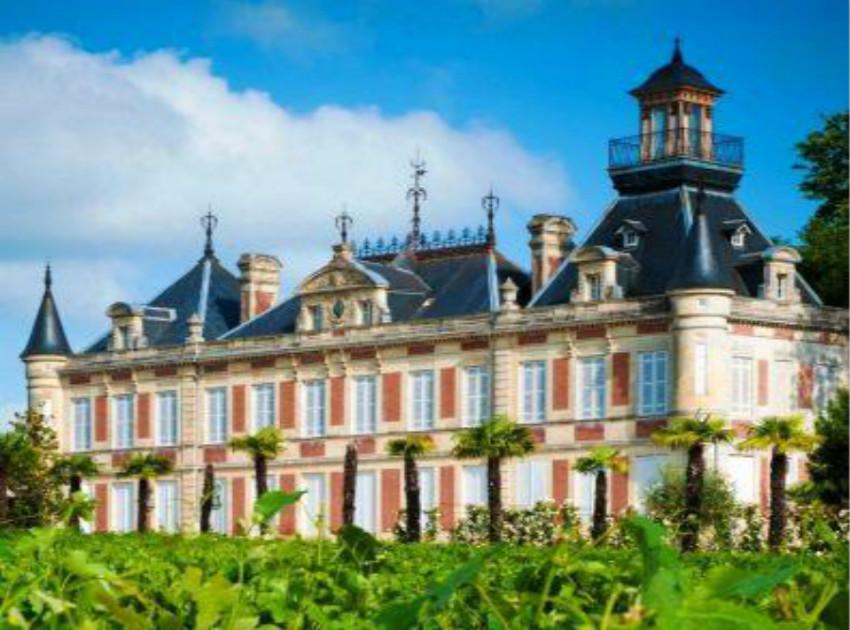 碧加侯爵酒庄Chateau Marquis d-Alesme Becker