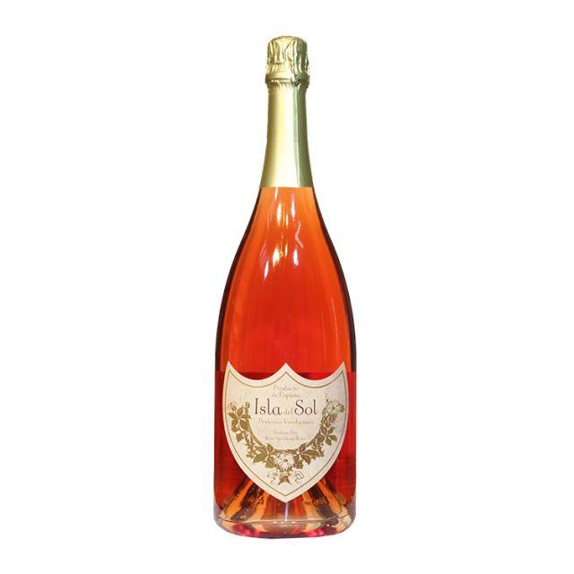西班牙贝督酒庄添普兰尼洛莫斯卡托爱啦桃红起泡葡萄酒(1.5L)