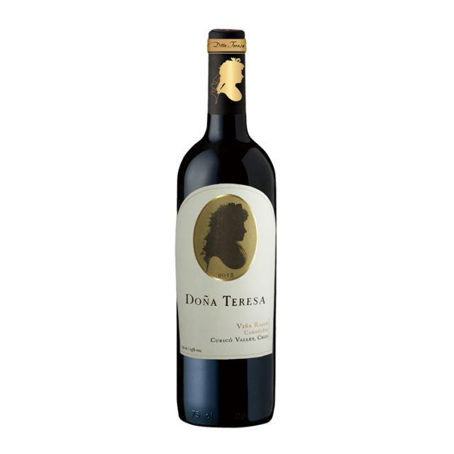 智利中央山谷灵坡酒庄特蕾莎卡曼尼红葡萄酒